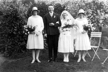 Doris, Frank, Amy and Annie
