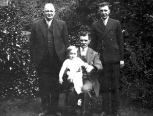 John, Gordon, John L. and Frank